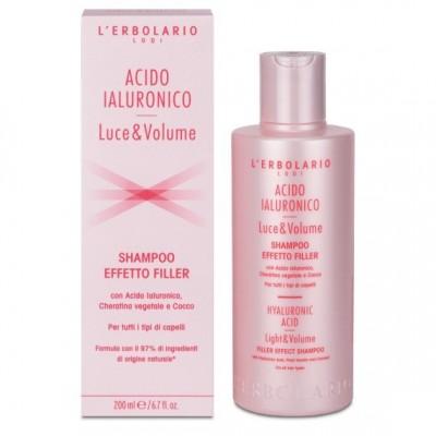 HYALURONSÄURE Volumen Shampoo 200 ml