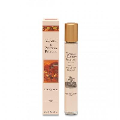 VANILLE UND INGWER Eau de Parfum MINIATURFORMAT 15ml