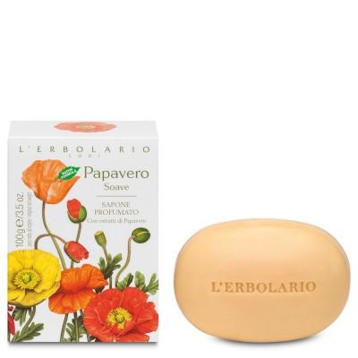 PAPAVERO SOAVE Parfüm Seife 100 g