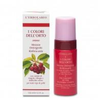 Die Farben des Gartens: Rot- Gesichtspflege mit feuchtigkeitsspendender Wirkung für alle Hauttyen - Einführungskit