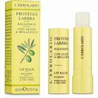 L`Erbolario Lippenpflegestift Olive-& Teebaumöl