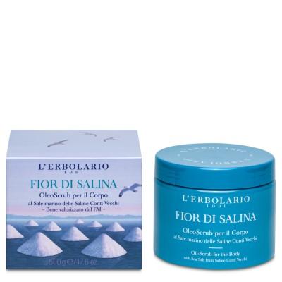 FIOR DI SALINA Peeling