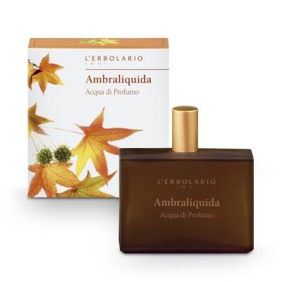 AMBRALIQUIDA Eau de Parfum 50ml