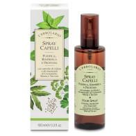 Reinigendes und erfrischendes Haarspray