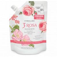 Öko Refill Nachfüllpack 3 Rosa Bade-/Duschgel 500 ml