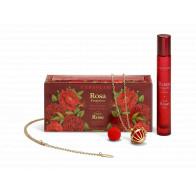 ROSA PURPUREA Rose á Porter - Eau de Parfum 15 ml inkl. Schmuckkette zum Beduften