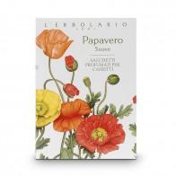 PAPAVERO SOAVE Duftsachet für Schubladen
