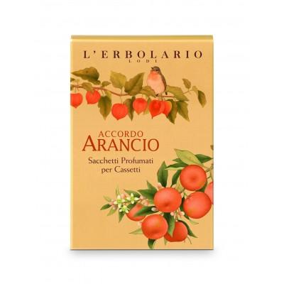 ACCORDO ARANCIO  Duftsachet für Schubladen