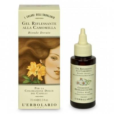 Haartönungsgel mit Kamille - Goldblond 70 ml