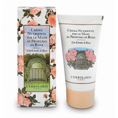 ROSE Parfümierte Handcreme