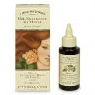 Haarfarben Gel mit Henna - Hennarot - 70 ml